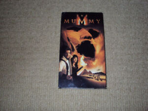 THE MUMMY, VHS MOVIE, GOOD CONDITION
