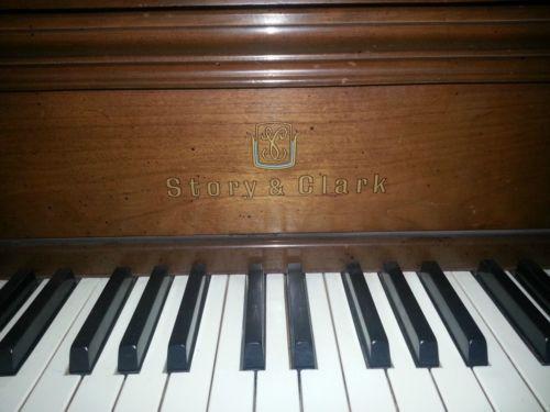 Story And Clark Piano Ebay