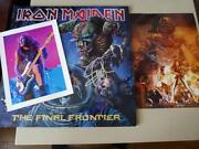 Iron Maiden Signed