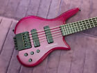 Steinberger 5 String Electric Guitars