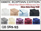 Unbranded Egyptian Cotton Bedding Sheets