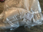 Pottery Barn Ivory Faux Fur Blankets & Throws