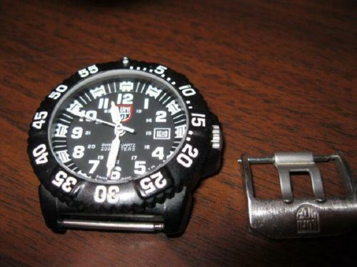 Luminox navy seal used ebay for Watches navy seals use