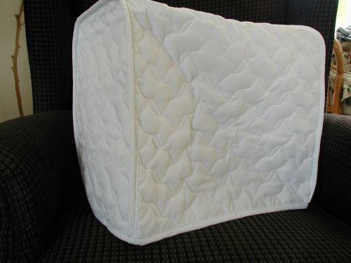 White Bread Maker Etc  Appliance Cover LAST ONE