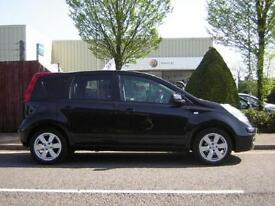 2008 58 NISSAN NOTE 1.5 DCI TENKA 6 SPEED HALF LEATHER EXCEPTIONAL CONDITION