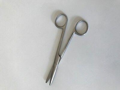 Mayo Scissors 6 34 Straight Surgical Veterinary Inst