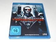 Terminator Blu Ray