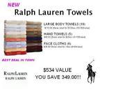 Hand Towels Lot
