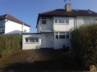 Large newly decorated 5 bed 2 bath house to rent in Preston Road / Harrow / Kingsbury