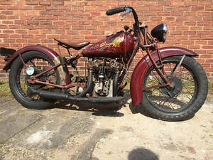 Wanted 1932-41 Indian junior scout pony 30.50 parts or bikes Sarnia Sarnia Area image 1