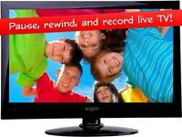 "Kogan 19"" TV with DVD"