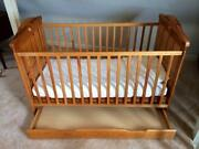 Cot Bed with Drawer