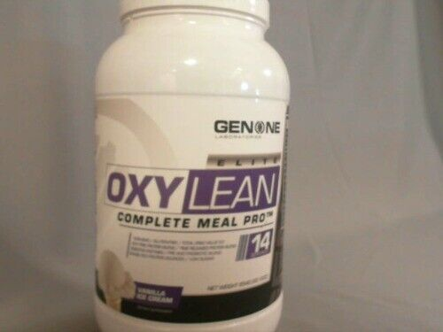 GENONE~ Oxy Lean Elite~ Complete Meal Replacement Formula- V