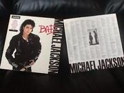Michael Jackson Vinyl Records