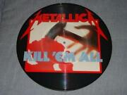 Metallica Picture Disc