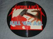 Metallica Picture Disc