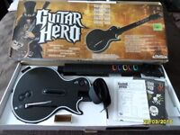 Xbox 360 Les Paul Wireless Guitar
