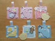Baby Boy Card Toppers