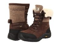 Ugg Adirondack Boot II - brand new in box (UK size 4.5) - 100% authentic with certificates