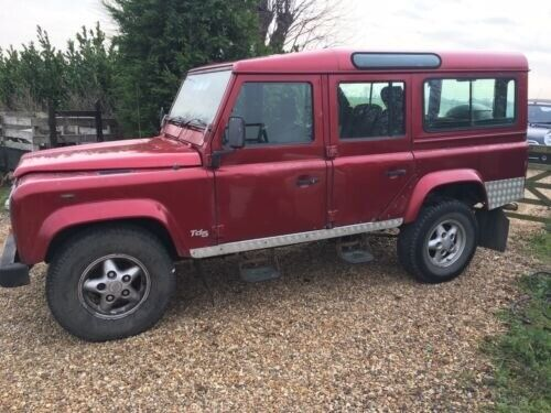 Land Rover Defender 1999 110 TD5 Station Wagon 12 seater | in Peterborough,  Cambridgeshire | Gumtree