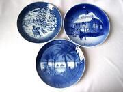Copenhagen Porcelain Plate