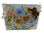 Welcome Decorative Hanging Signs