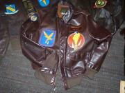 WW2 Leather Jacket