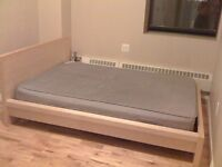 Ikea king size matress only free delivery