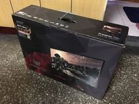 **SEALED** ACER XB271HU GAMING MONITOR BRAND NEW. BUY WITH CONFIDENCE FROM A SHOP. RECIEPT INCLUDED