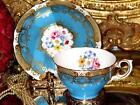 Crown Staffordshire Tea Cup