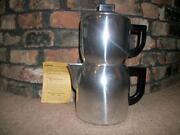Vintage Drip Coffee Maker