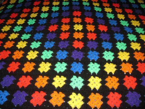 Afghan Blanket Ebay