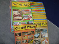 ' On The Road ' Magazine. Original from 1978 (Whole collection 140 issues)