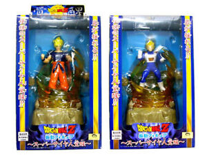 Dragon Ball Z Super Vibration Figures Complete Set Of Two