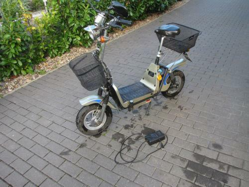 elektro scooter gebraucht ebay. Black Bedroom Furniture Sets. Home Design Ideas