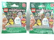 Lego Minifigures Series Lot