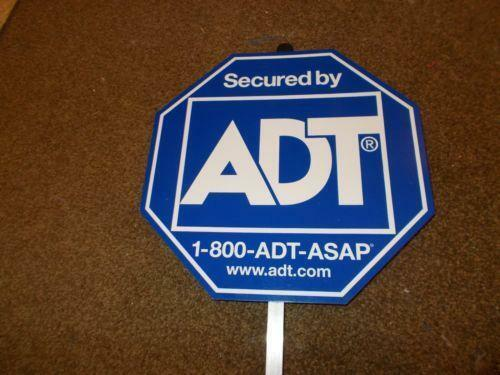 Security Signs Ebay