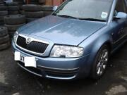 Skoda Superb Breaking