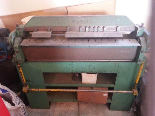 Finger Brake Manufacturing Amp Metalworking Ebay