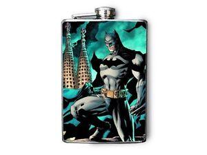 Batman-Comics-8oz-Flask-FN453