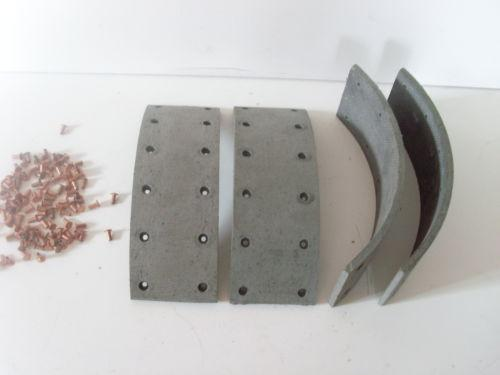 Brake Shoe Riveting Tool : Brake lining rivets ebay