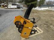 John Deere Tractor Snow Blower