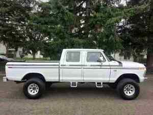 WANTED:1965-1979 Ford Crew Cab