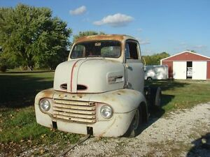 WANTED **Ford C-Series COE (1948-1956)