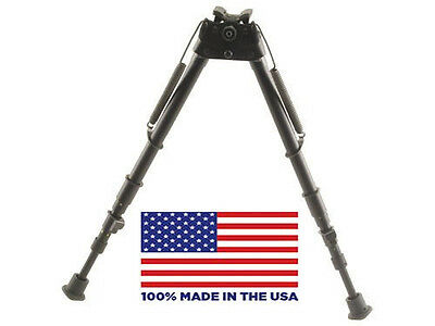 Hb25cs Harris Bipod   Extends From 13  To 27    Swivels   100  Made In Usa 25Cs