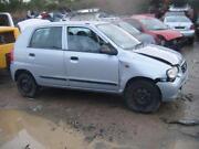 Suzuki Alto Breaking