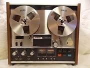Reel to Reel Stereo Tape Deck