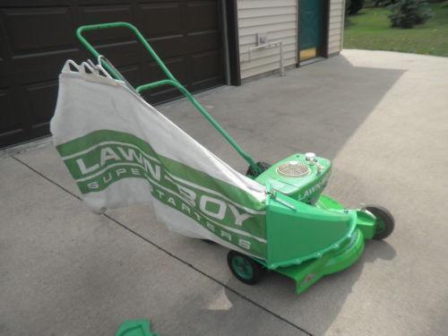 Lawn Boy Manual 10525