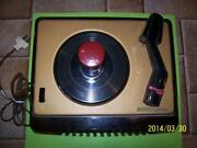 RCA 45 Record Player