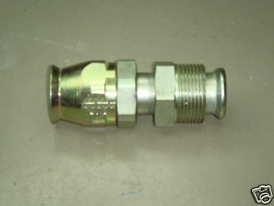 Aeroquip Reusable Hose Fitting Straight Male Inverted Fc9062 1212s